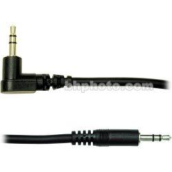 Hosa Technology Stereo Mini Male to Stereo Mini Angled CMM-103R