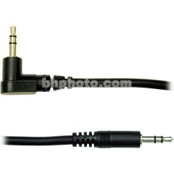 Hosa Technology Stereo Mini Male to Stereo Mini Angled CMM-110R