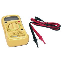 QVS  Professional Digital Volt Meter CA216V2 B&H Photo Video