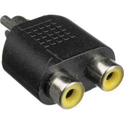 Hosa Technology GRF398 RCA to 2 RCA Adapter GRF-398 B&H Photo