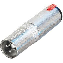 """Neutrik NA3MJ 3-Pole XLR Male to Stereo 1/4"""" Locking NA3MJ"""