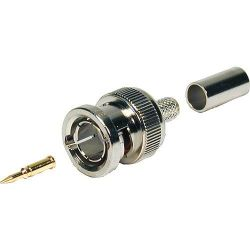 Comprehensive BPRGB Male 75 Ohm BNC Connector for 26 BP-RGB B&H