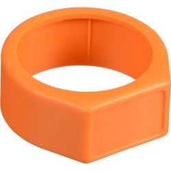 Neutrik  XCR Colored Ring (Orange Finish) XCR-3 B&H Photo Video