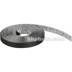 "Rip-Tie RipWrap Tape 1/2""x75' (Black) G05075BK B&H Photo"