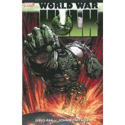 Hulk, World War Hulk by John Romita, 9780785125969.