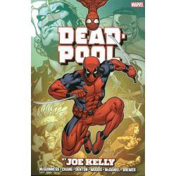 Deadpool, Omnibus by Joe Kelly, 9780785185598.