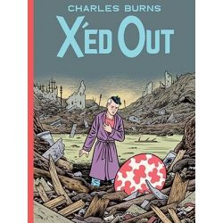 X'Ed Out, X'Ed Out by Charles Burns, 9780307379139.