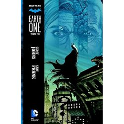 Batman, Earth One Volume 2 by Gary Frank, 9781401241858.