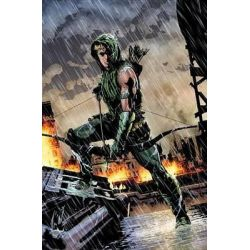 Green Arrow by Andrea Sorrentino, 9781401257613.