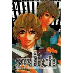 Switch, Volume 11, Switch by Naked Ape, 9781421529240.