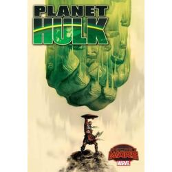 Planet Hulk, Warzones! by Sam Humphries, 9780785198819.