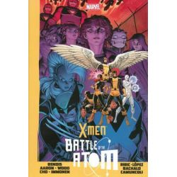 X-Men, Battle of the Atom by Jason Aaron, 9780785189060.