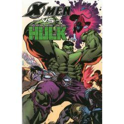 X-Men vs. Hulk by Christos Gage, 9780785189022.