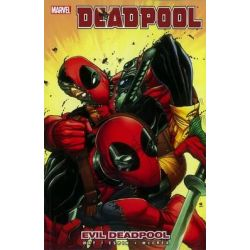 Deadpool, Volume 10: Evil Deadpool by Daniel Way, 9780785160113.