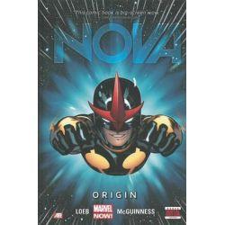 Nova, Origin (Marvel Now) Volume 1 by Jeph Loeb, 9780785168386.