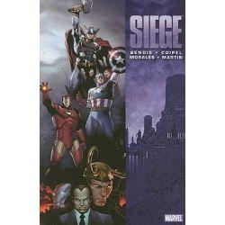 Siege, Siege by Brian Michael Bendis, 9780785140795.