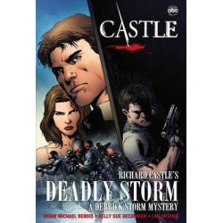 Castle, Richard Castle's Deadly Storm by Richard Castle, 9780785153290.