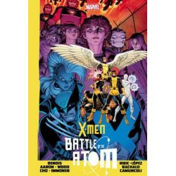 X-Men, Battle of the Atom by Brian Michael Bendis, 9780785189077.