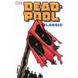 Deadpool Classic, Volume 8 by Frank Tieri, 9780785167327.
