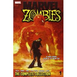 Marvel Zombies, Complete Collection Volume 1 by Mark Millar, 9780785185383.