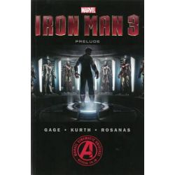 Marvel's Iron Man 3, Movie Prelude Volume 3 by Christos Gage, 9780785165514.