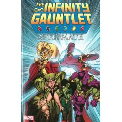 Infinity Gauntlet Aftermath, Infinity Gauntlet by Ron Marz, 9780785184867.