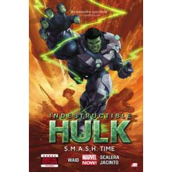Indestructible Hulk, S.m.a.s.h Time (Marvel Now) Volume 3 by Mark Waid, 9780785188841.