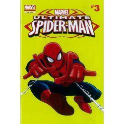 Marvel Universe Ultimate Spider-man Comic, Reader 3 by Marvel Comics, 9780785153764.
