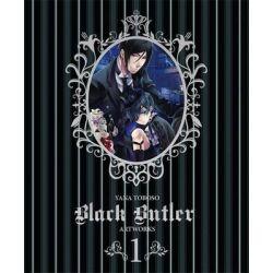 Yana Toboso Artworks Black Butler 1, 1 by Yana Toboso, 9780316304412.