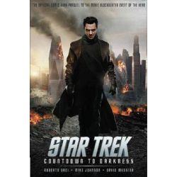 Star Trek : Countdown to Darkness, Movie Prequel Graphic Novel by Mike Johnson, 9781781168370.