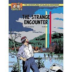 Blake & Mortimer Vol. 5: The Strange Encounter, The Strange Encounter by Jean van Hamme, 9781905460755.