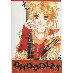 Chocolat, v. 6 by Ji-Sang Shin, 9780759530089.