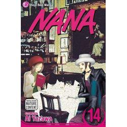Nana, Volume 14, Nana by Ai Yazawa, 9781421519722.