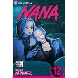 Nana, Volume 12, Nana by Ai Yazawa, 9781421518794.