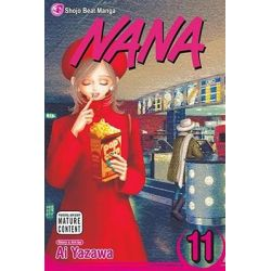 Nana, Volume 11, Nana by Ai Yazawa, 9781421517476.