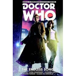 Doctor Who, The Tenth Doctor: The Endless Song by Nick Abadzis, 9781782767459.