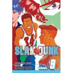 Slam Dunk, Volume 9, Slam Dunk (Viz) by Takehiko Inoue, 9781421528649.