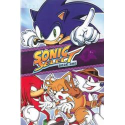 Sonic Select : Book 1, Sonic Select by Mike Gallagher, 9781879794290.