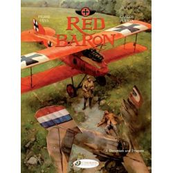Dungeons and Dragons, Red Baron by Pierre Veys, 9781849182522.