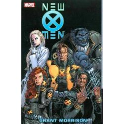 New X-Men, Ultimate Collection Book 2 by Grant Morrison, 9780785132523.