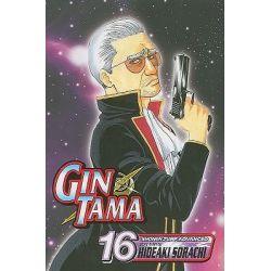 Gin Tama, Volume 16, Gin Tama by Hideaki Sorachi, 9781421528144.