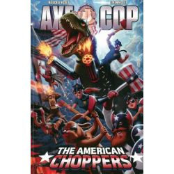Axe Cop, American Choppers Volume 6 by Malachai Nicolle, 9781616554248.