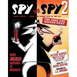 Spy Vs. Spy 2, The Joke and Dagger Files by David Shayne, 9780823050352.