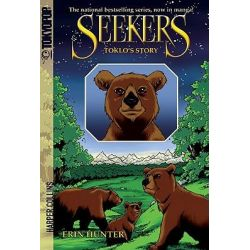 Toklo's Story, Seekers Manga Series : Book 1 by Erin Hunter, 9780061723803.