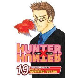 Hunter X Hunter : Volume 19, Volume 19 by Yoshihiro Togashi, 9781421517865.