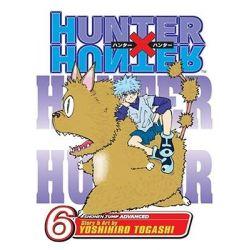 Hunter X Hunter, Volume 6, Hunter X Hunter by Yoshihiro Togashi, 9781421501857.