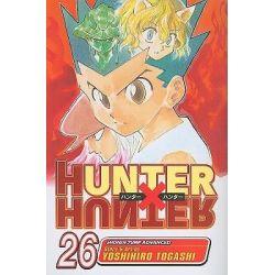 Hunter X Hunter, Volume 26, Hunter X Hunter by Yoshihiro Togashi, 9781421530680.