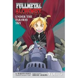 Fullmetal Alchemist, Volume 4, Fullmetal Alchemist by Makoto Inoue, 9781421513973.