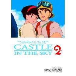 Castle In The Sky, Volume 2, Castle in the Sky by Hayao Miyazaki, 9781591161714.