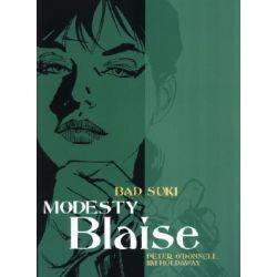 Modesty Blaise : Bad Suki, Bad Suki by Peter O'Donnell, 9781840238648.
